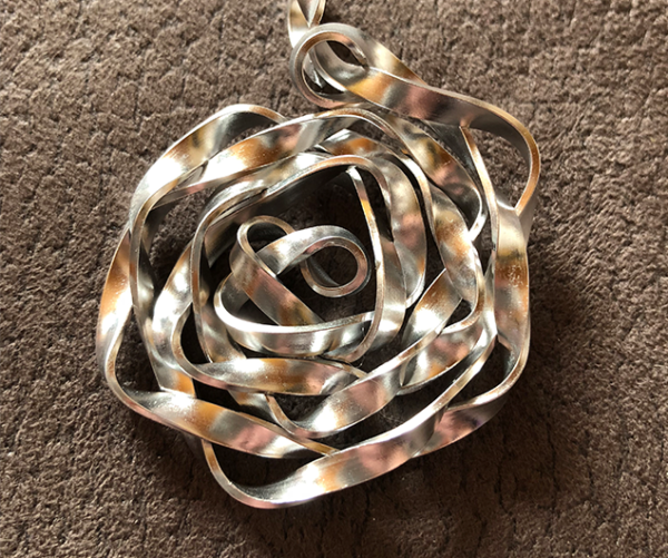 gefüllte Rose