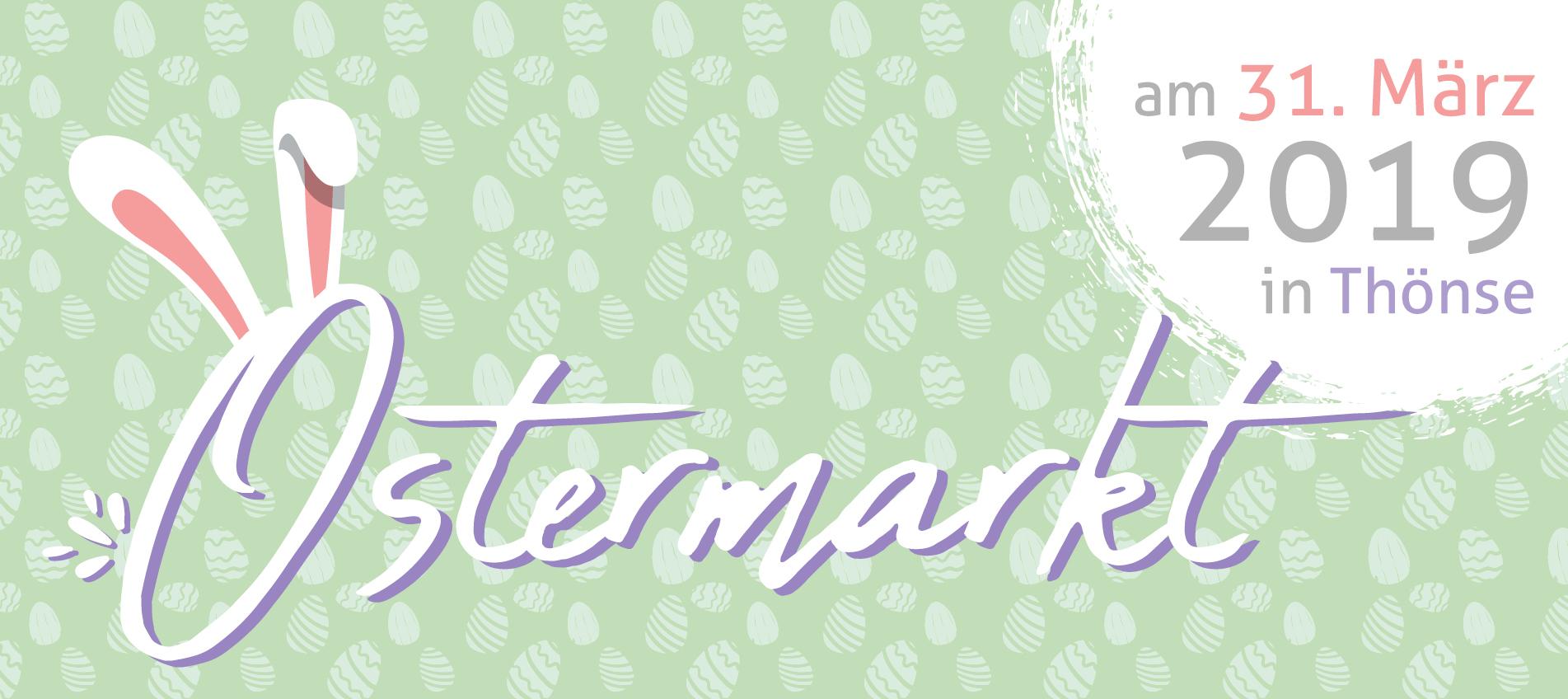 Banner Homepage Ostermarkt