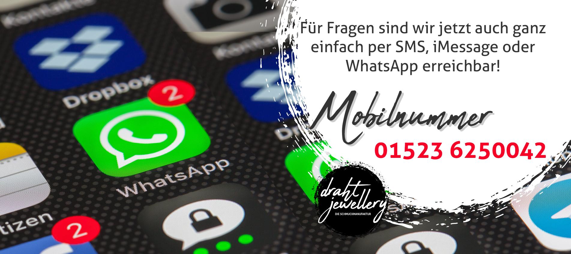 Banner Mobilnummer